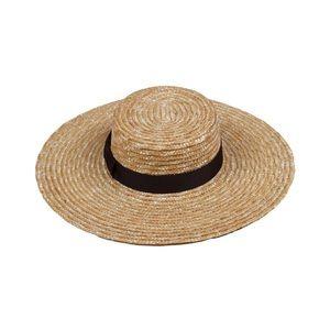 Lack of Color Wide Brim Boater Hat
